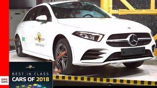 2018 Top Euro NCAP Safest Cars