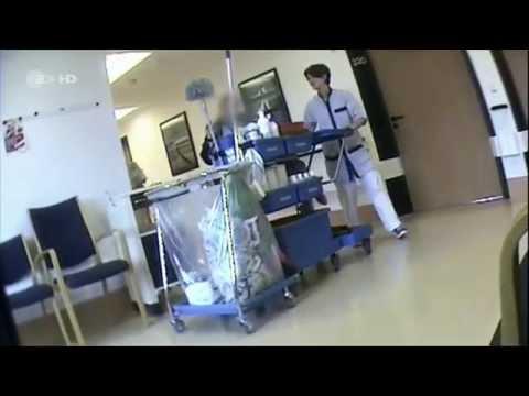 Albertinen Krankenhaus, krankmachende Keime durch schlampige Reinigung