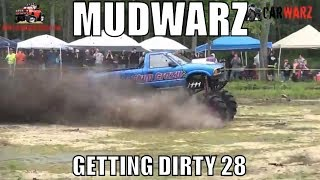 MUDWARZ - GETTING DIRTY VOL 28 - MUD BOG ACTION