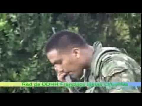 Video Censurado por el Gobierno Colombiano
