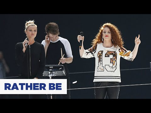Clean Bandit - Rather Be (Summertime Ball 2014)