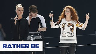 Clean Bandit Feat. Jess Glynne Rather Be Summertime Ball 2014.mp3