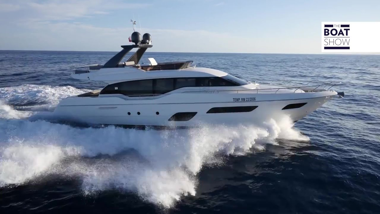 release date: 02a5c 8e2b0 [ENG] FERRETTI 700 - Review - The Boat Show