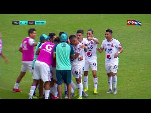 RESUMEN | FAS 2-2 Alianza | Jornada 12 Apertura 2019