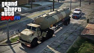 GTA SAPDFR - DOJ 98 - Stolen Merryweather Tanker (Criminal)