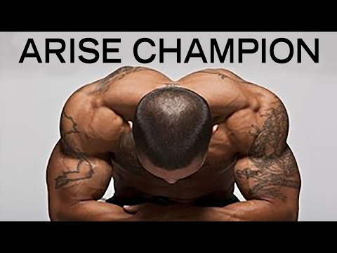 ARISE CHAMPION – Powerful Motivational Speech Video for Success #4 | Workout Motivation
