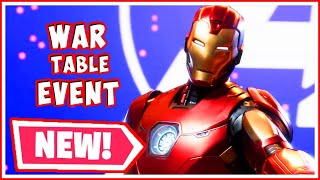 NEW* Marvel's Avengers War Table Event Reaction! New Gameplay, Reveals & More!