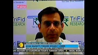 TriFid Research Expert Live On Jantantra National news channel 14th May