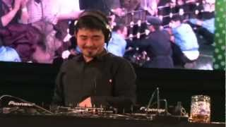 DJ石野卓球 スーパーオクトーバーフェスト in 東京ドーム 2012 FULL (#1~#3)