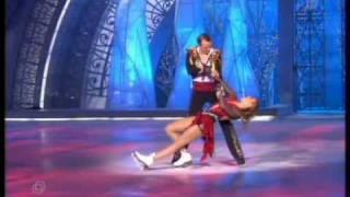 Навка - Башаров - Кармен (профайл + танец)