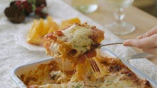 치킨 리코타 라자냐롤 : Chicken and Ricotta Lasagna Rollups   Honeykki 꿀키