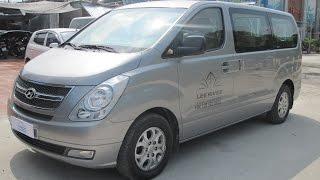 Hyundai Starex 2.5MT 2010 Ghi Si u th ch hp cho cng ty, dch v vn ti