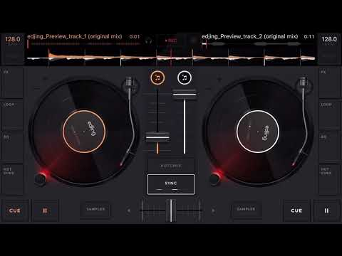 Introducing edjing Mix - the world's #1 DJ app