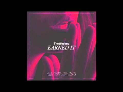 The Weeknd - Earned it