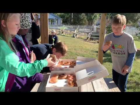 11.15.2019: Trinitas Christian School; Love Thy Neighbor