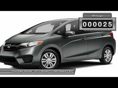 2015 honda fit milford ct 20989 youtube for Honda milford ct