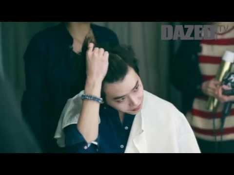 (이종석) Lee Jong Suk Dazed & Confused (Magazine) Making
