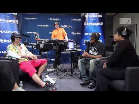 Riff Raff Performs Live in Sway in the Morning In-Studio Concert Series