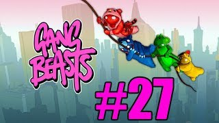 The FGN Crew Plays: Gang Beasts #27 - Bob the Builder