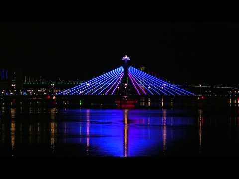 Cầu sông Hàn (Cầu Quay) | Han Bridge 1080p