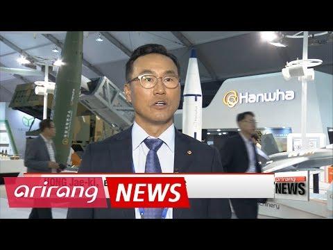 Seoul Aerospace and Defense Exhibition 2017 kicks off