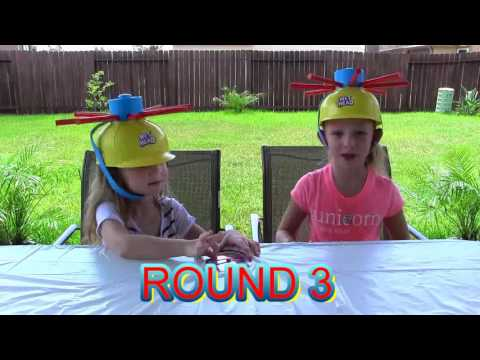 WET HEAD CHALLENGE   Magic Box Toys Collector