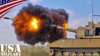 155mm自走榴弾砲 M109A6パラディン - 155mm Self-propelled Howitzer M109A6 Paladin