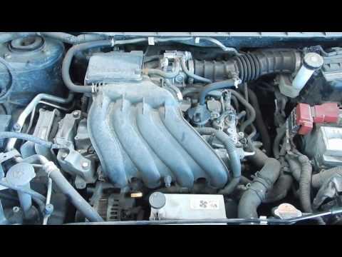 Двигатель Nissan для Juke F15 2011 после