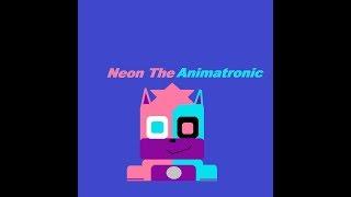 Roblox #165 [Neon The Animatronic The Movie Part 1]