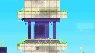Vidéo in-game du jeu iPhone Fez Pocket Edition - iPhon.fr