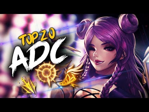 Top 20 ADC Plays #19   League of Legends thumbnail