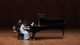 中井葉月 秋元直子 YOKOHAMA CLASSIC charity concert 2008