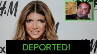 Teresa Giudice husband will get deported!