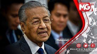 TERKINI : Penjawat Awam Boleh Pilih Gaji Swasta atau Ikut Gaji Kerajaan - Tun Mahathir