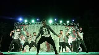 Pooja song performance in naidu thota narisimbillama jathara