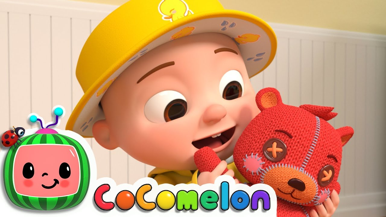 Yes Yes Dress for the Rain - Rainy Day Song! | CoComelon Nursery Rhymes & Kids Songs