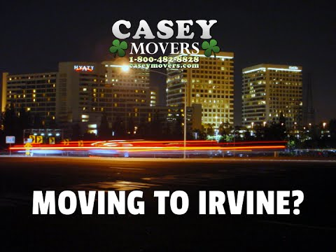 Boston, MA To Irvine, CA Movers | Casey Movers | Long Distance Movers | 1-800-482-8828