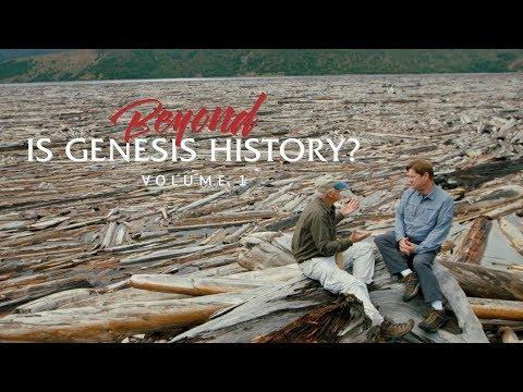 How Does The Log Mat At Mount St. Helens Help Explain The Origin Of Coal? - Dr. Steve Austin