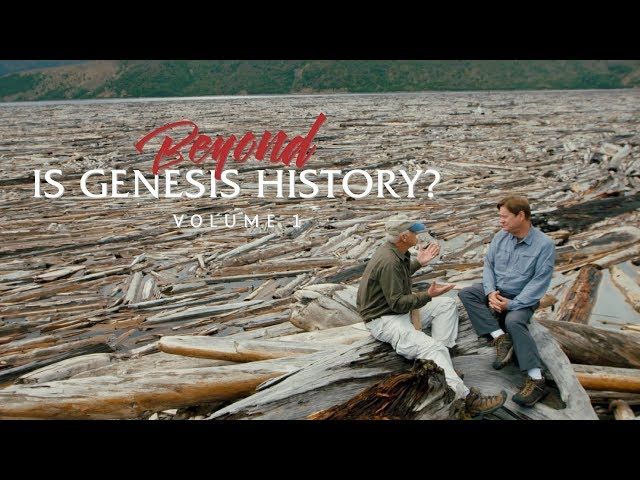 Scuba Diving at Mount St. Helens : Beyond Is Genesis History? Clip