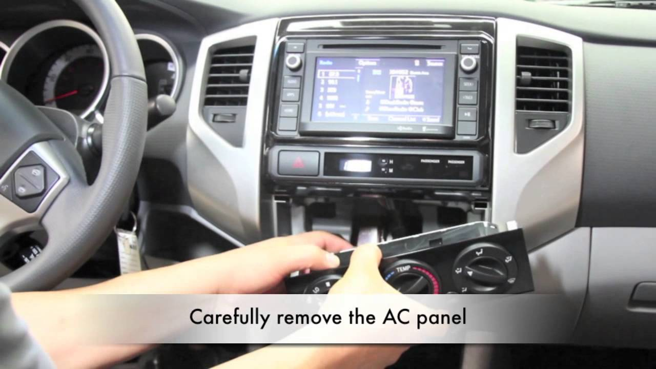 medium resolution of  maxresdefault 2014 toyota tacoma back up camera installation youtube at cita asia