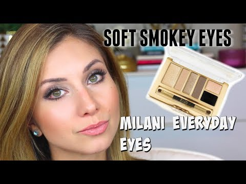 Soft Smokey Makeup Tutorial