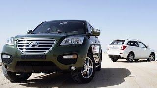 Китайские автомобили в России  Кто есть кто