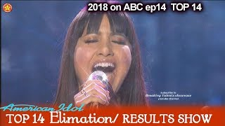 Michelle Sussett Sings Original Song  I'm a Dreamer   American Idol 2018 Top 14 Results Show