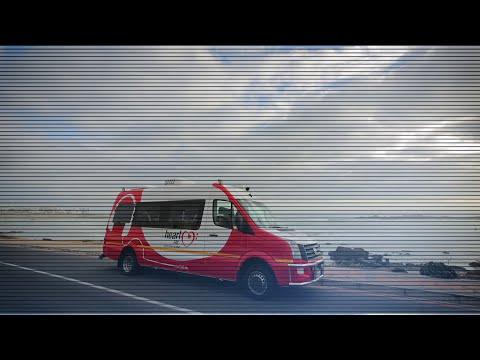 Heart FM broadcast in motion