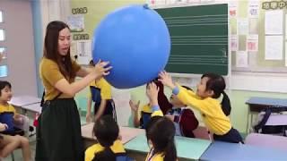 慈敬STEAM一年級課程.空氣