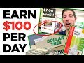 Make $100 Per Day at DOLLAR TREE With Retail Arbitrage