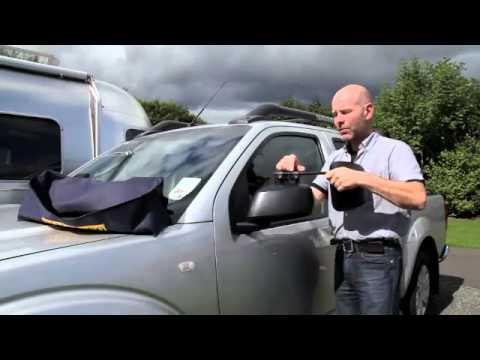 Milenco Grand Aero Towing Mirror