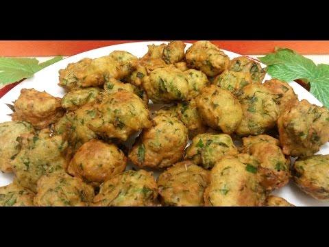 Receta: Deliciosos Buñuelos de Acelga - La Cocinadera