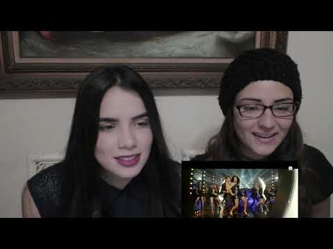 Bang Bang Title Song Reaction by Spanish Girls | Hritik Roshan | Katrina Kaif