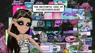 the aesthetic side of moviestarplanet